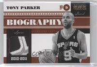 Tony Parker #/10