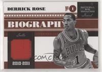 Derrick Rose #92/99