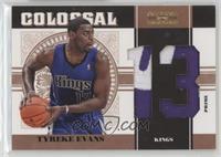 Tyreke Evans #/10