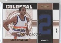 Alex English /10