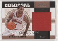 Derrick Rose #36/99