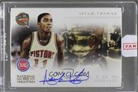 Isiah Thomas /25 [Uncirculated]