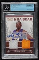 Kobe Bryant [BGSAuthentic] #/49