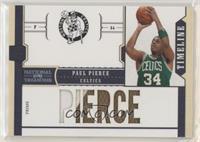 Paul Pierce #/25
