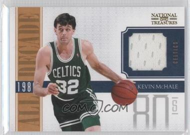 2010-11 Playoff National Treasures All Decade Materials [Memorabilia] #12 - Kevin McHale /99 - Courtesy of COMC.com