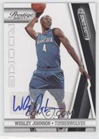 Wesley Johnson /99