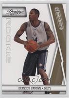 Derrick Favors /249