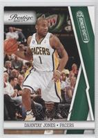 Dahntay Jones /25