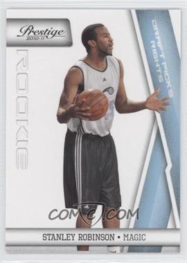2010-11 Prestige - [Base] - Draft Picks Rights Light Blue #245 - Stanley Robinson /999