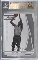 John Wall [BGS 9.5 GEM MINT]