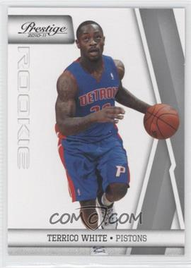 2010-11 Prestige - [Base] #186 - Terrico White