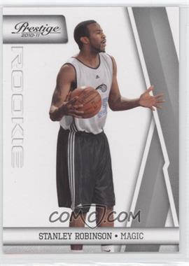 2010-11 Prestige - [Base] #209 - Stanley Robinson