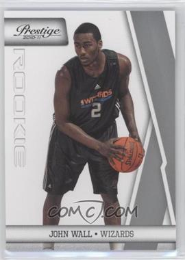 2010-11 Prestige - [Base] #211 - John Wall
