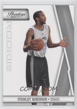 2010-11 Prestige - [Base] #245 - Stanley Robinson