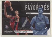 Brook Lopez #/25
