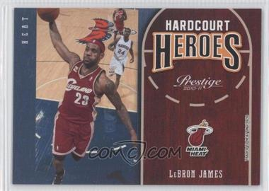 2010-11 Prestige - Hardcourt Heroes #1 - Lebron James