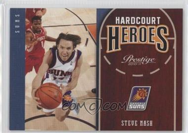 2010-11 Prestige - Hardcourt Heroes #19 - Steve Nash
