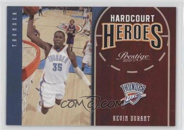 2010-11 Prestige - Hardcourt Heroes #2 - Kevin Durant