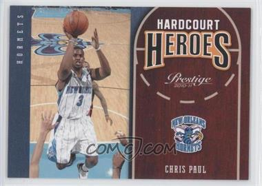 2010-11 Prestige - Hardcourt Heroes #7 - Chris Paul