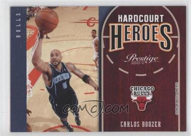 2010-11 Prestige - Hardcourt Heroes #8 - Carlos Boozer