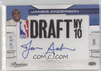 James Anderson /399