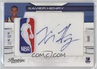 Xavier Henry #/10