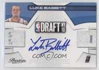Luke Babbitt #/299