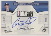Gordon Hayward #/299