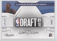 Lance Stephenson /499