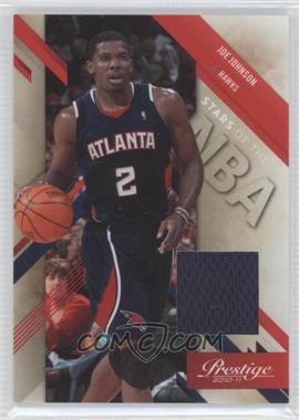 2010-11 Prestige - Stars of the NBA - Materials [Memorabilia] #2 - Joe Johnson /249