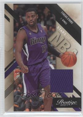 2010-11 Prestige - Stars of the NBA - Materials [Memorabilia] #4 - Tyreke Evans /249