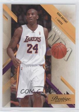 2010-11 Prestige - Stars of the NBA #7 - Kobe Bryant