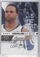 Deron Williams /25