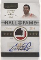 Scottie Pippen #/10