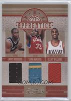 Greg Monroe, James Anderson, Craig Brackins, Elliot Williams /99