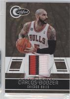 Carlos Boozer #/25