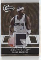 Jason Terry #/25