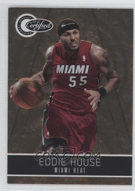 2010-11 Totally Certified - [Base] - Totally Gold #47 - Eddie House /25