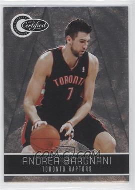 2010-11 Totally Certified - [Base] #108 - Andrea Bargnani /1849