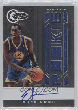 2010-11 Totally Certified - [Base] #158 - Ekpe Udoh /599