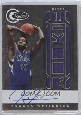 2010-11 Totally Certified - [Base] #182 - Hassan Whiteside /565