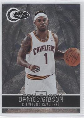 2010-11 Totally Certified - [Base] #20 - Daniel Gibson /1849