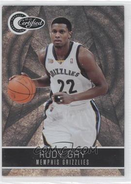 2010-11 Totally Certified - [Base] #37 - Rudy Gay /1849