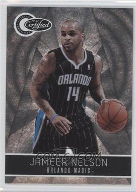 2010-11 Totally Certified - [Base] #76 - Jameer Nelson /1849