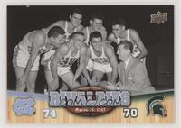 Rivalries March 22, 1957 [Noted] #/50