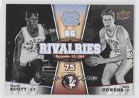 Rivalries December 13, 1969 (Charlie Scott, Dave Cowens)