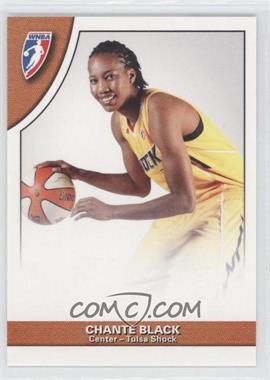 2010 Rittenhouse WNBA - [Base] #32 - Chante Black, Scholanda (Dorrell) Robinson