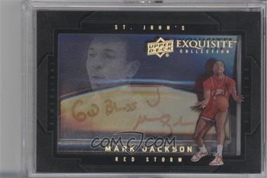 2011-12 Exquisite Collection - Dimensions #D-MA - Mark Jackson