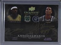 Lebron James, Alonzo Mourning /5