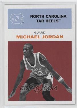 2011-12 Fleer Retro - 1961-62 Design #61MJ - Michael Jordan